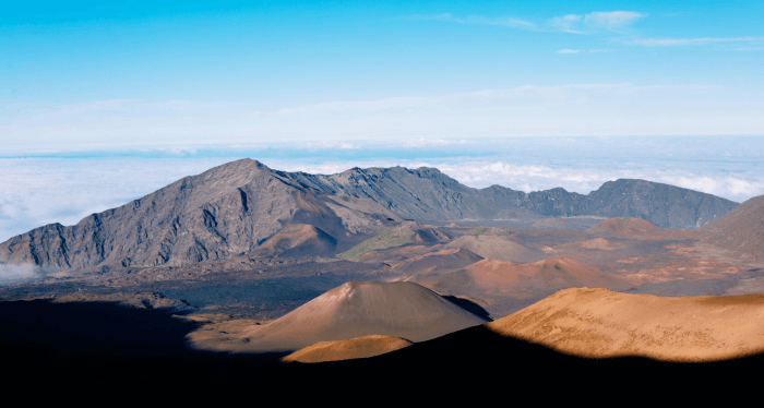 Haleakala Volcano Crater - Maui On Your Mind? The Essential Guide to Visiting the Valley Isle