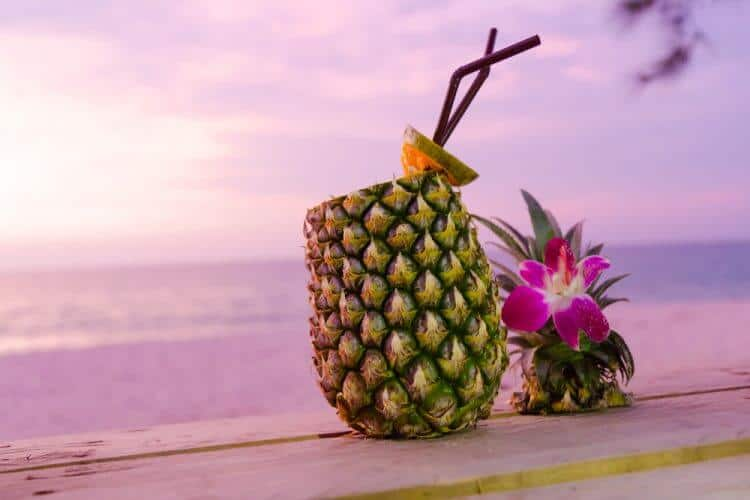 Pineapple At The Beach: 10 Wacky Things To Do With A Pineapple On Oahu