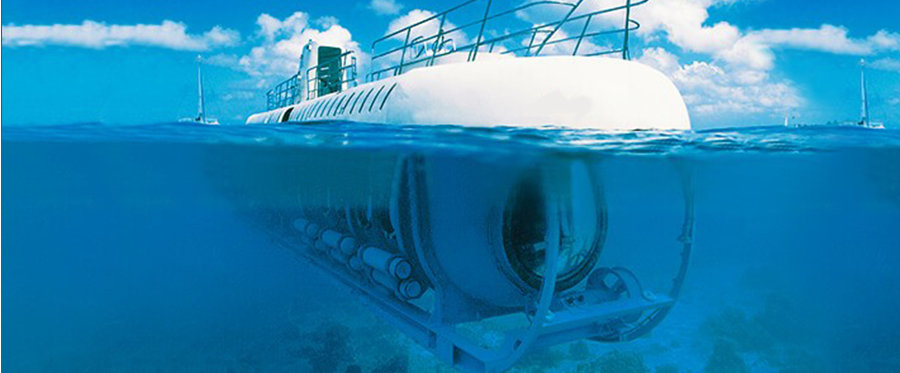 Your Atlantis Submarine Adventure in Hawaii is the Only Time you can