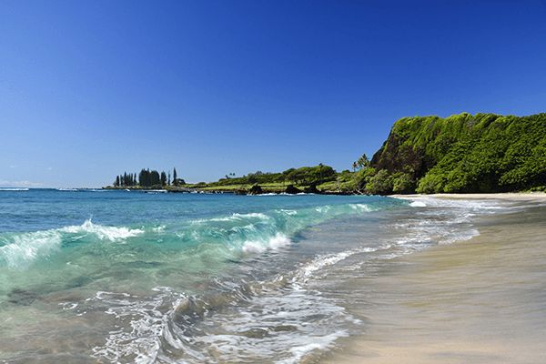 The Definitive Guide to Visiting Hawaii - hamoa beach hana maui hawaii