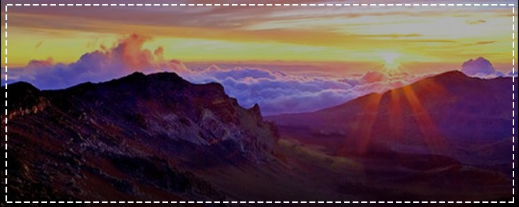 Watch the Sunrise at Haleakala